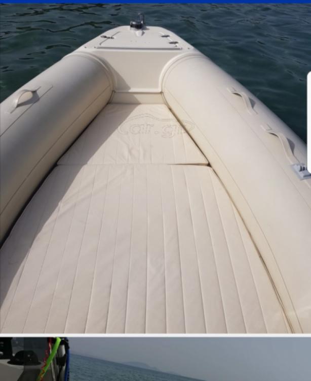 Boat rental Oceanic Super alter  in Marathon on Samboat
