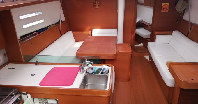 Boat rental Dufour Dufour 45 E Performance in Port-Camargue on Samboat