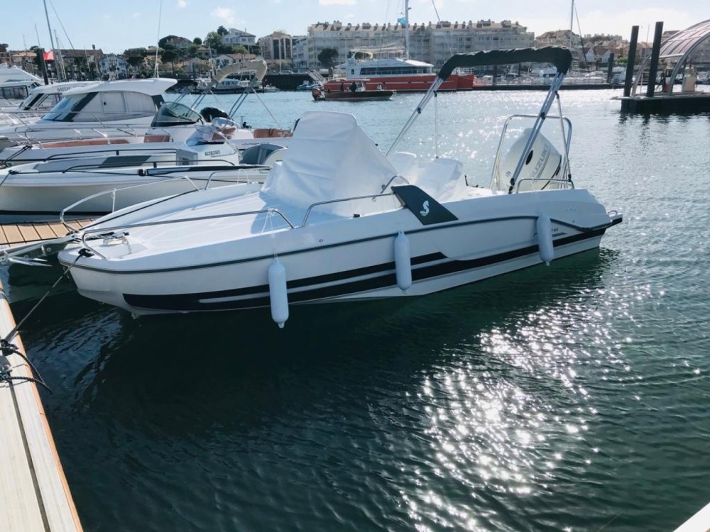 Boat rental Arcachon cheap Flyer 6.6 SUNdeck