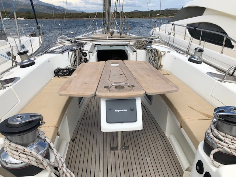 Hire Sailboat with or without skipper Bénéteau Pianottoli-Caldarello