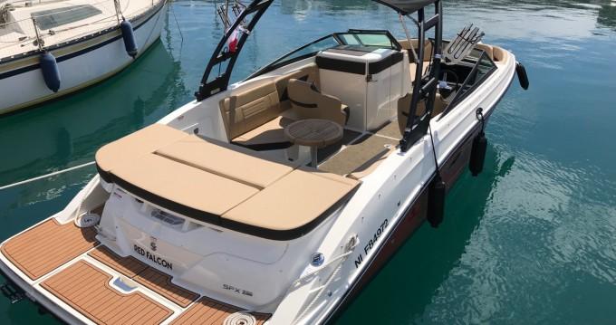 Boat rental Antibes cheap SPX 230