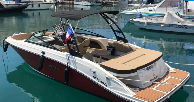 Rental yacht Antibes - Sea Ray SPX 230 on SamBoat