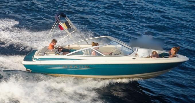 Rental Motorboat in Mandelieu-la-Napoule - Maxum Maxum 1900 SR