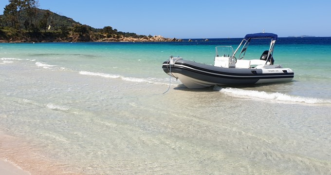 Boat rental Capelli Tempest 625 in Ajaccio on Samboat