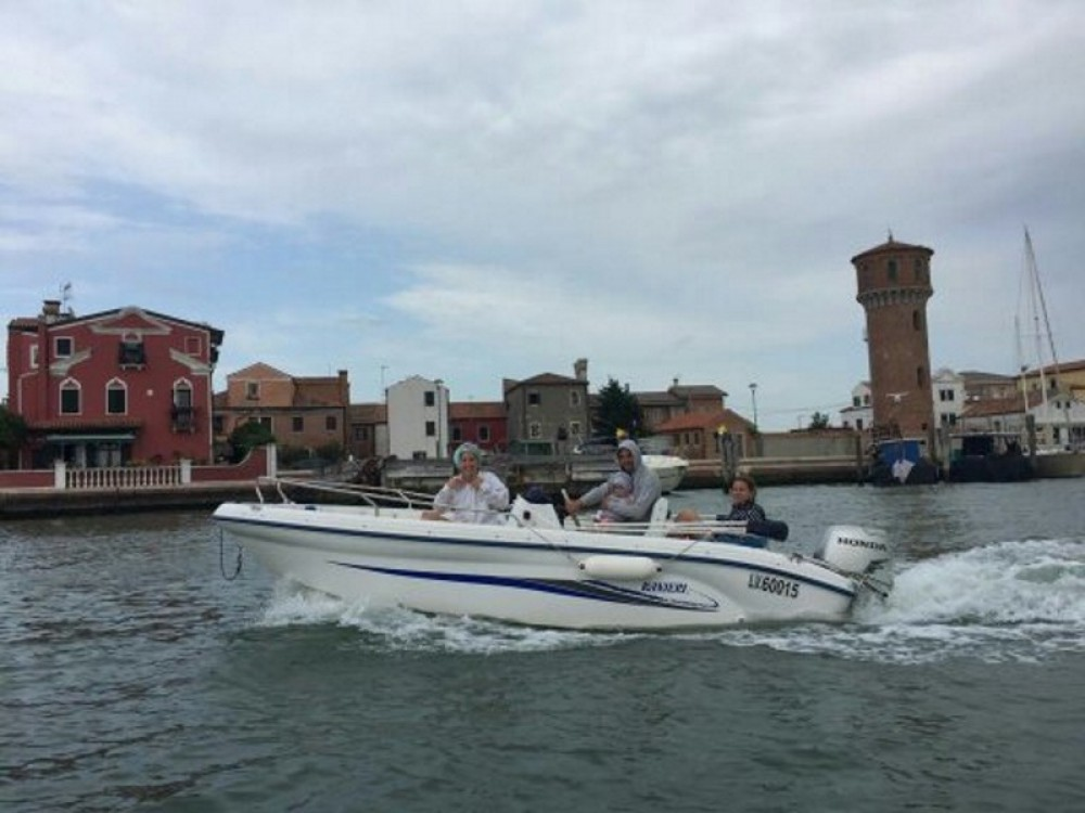 Rental yacht Venice - Ranieri Soverato 545 on SamBoat