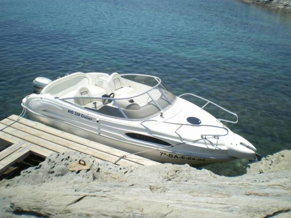 Rent a Rio Rio cruiser 550 Hendaye