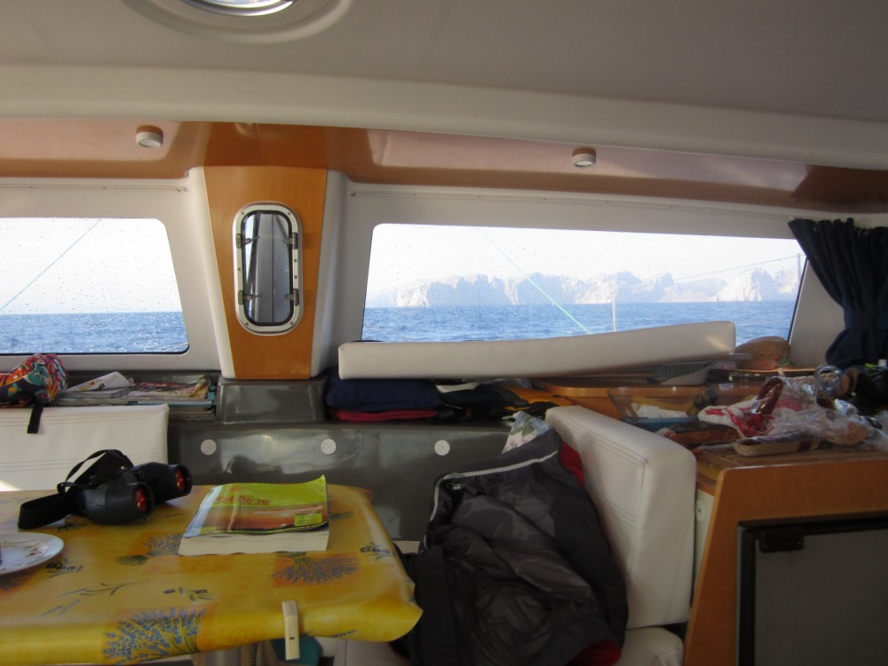 Rental Catamaran in Gruissan - Fountaine Pajot Mahe 36