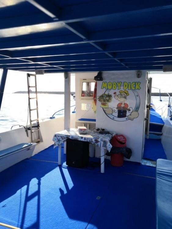 Rental yacht Ponza - mariplast mobydick on SamBoat