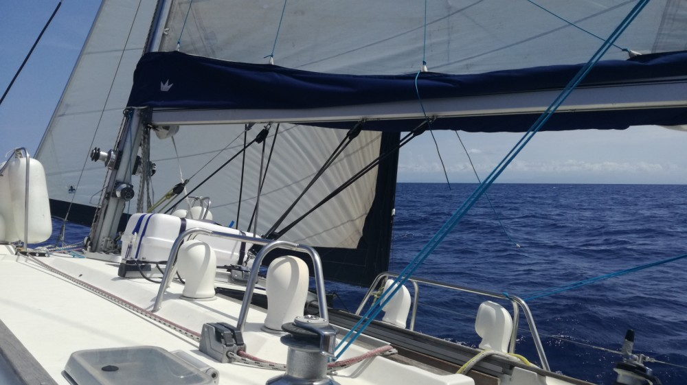 Rent a Jeanneau Sun Magic 44 La Seyne-sur-Mer