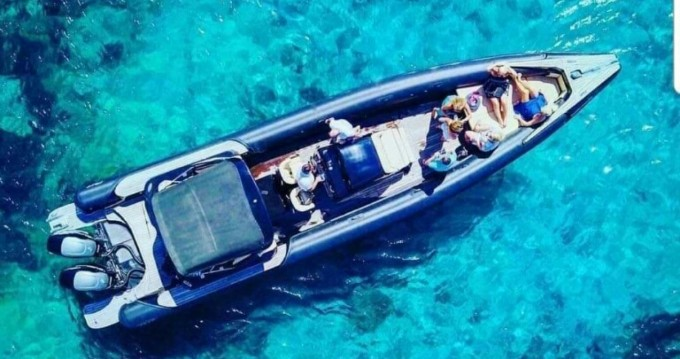 Hire Motorboat with or without skipper Fost Corfu