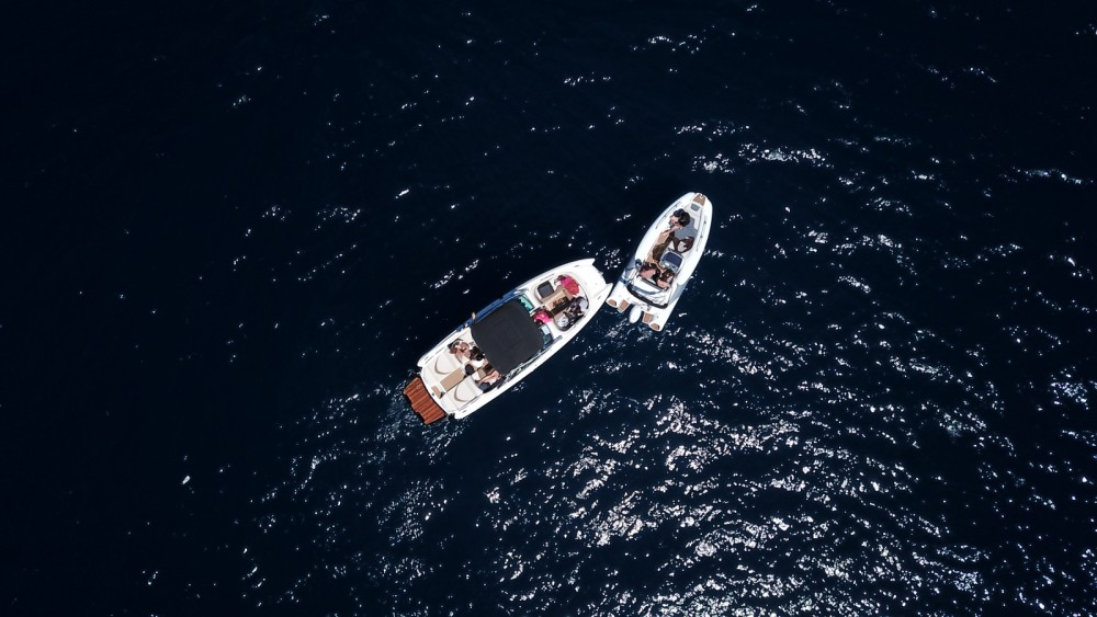 Rental RIB in Calvià - Grand Boats Golden Line G500