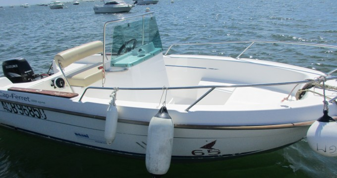 Hire Motorboat with or without skipper B2 Marine Lège-Cap-Ferret