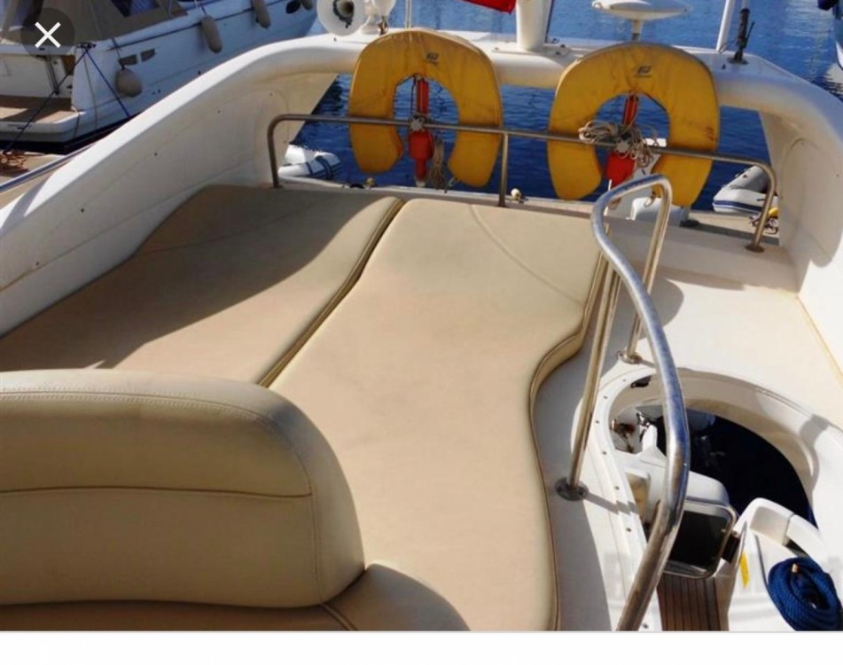 Azimut Azimut 42 Fly between personal and professional Alassio