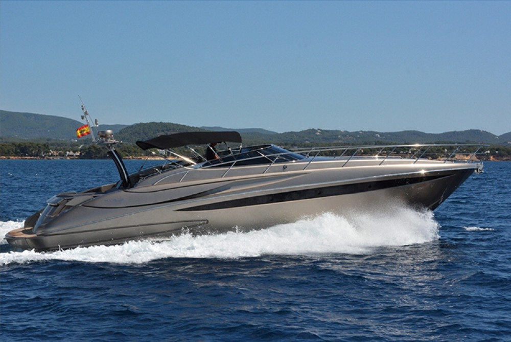 Motorboat for rent Calvià at the best price