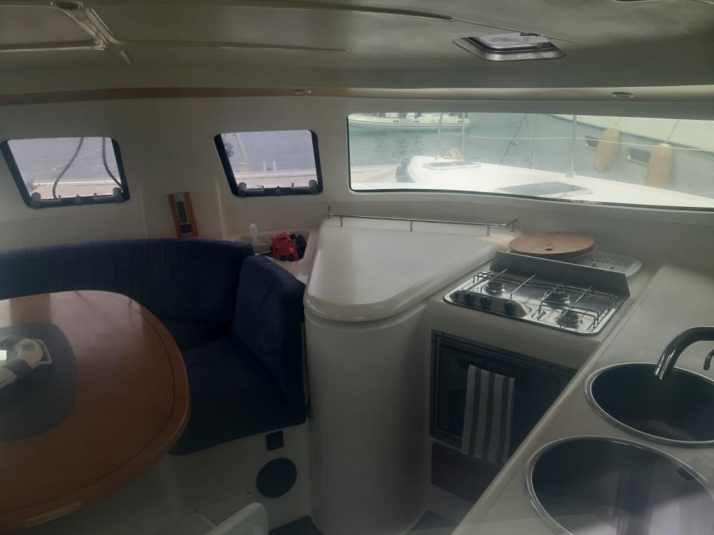 Rental Catamaran in Hyères - Fountaine Pajot Athena 38