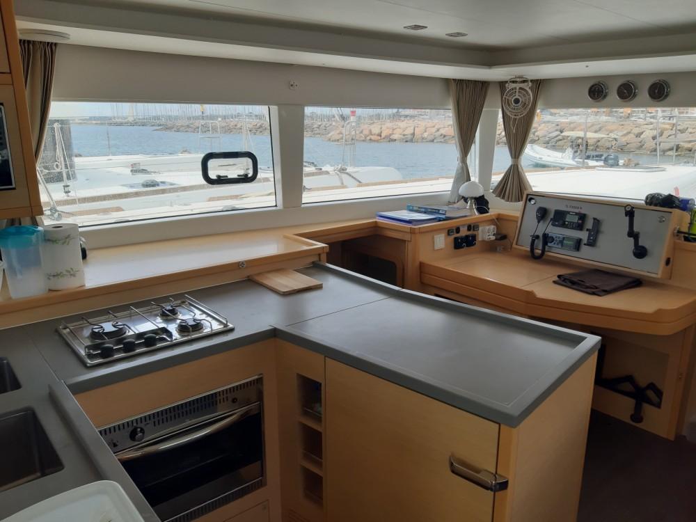 Rental yacht Hyères - Lagoon Lagoon 450 F on SamBoat