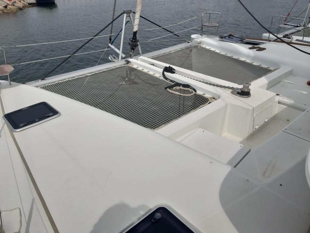 Rent a Lagoon Lagoon 450 F Hyères