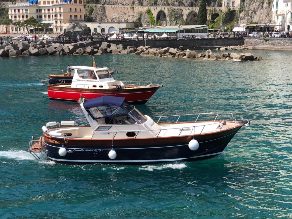 Boat rental Positano cheap Apreamare 9