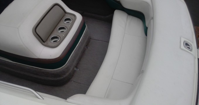 Rental Motorboat Mastercraft with a permit