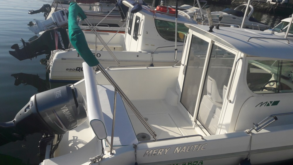 Hire Motor boat with or without skipper Mery Nautic Cobres