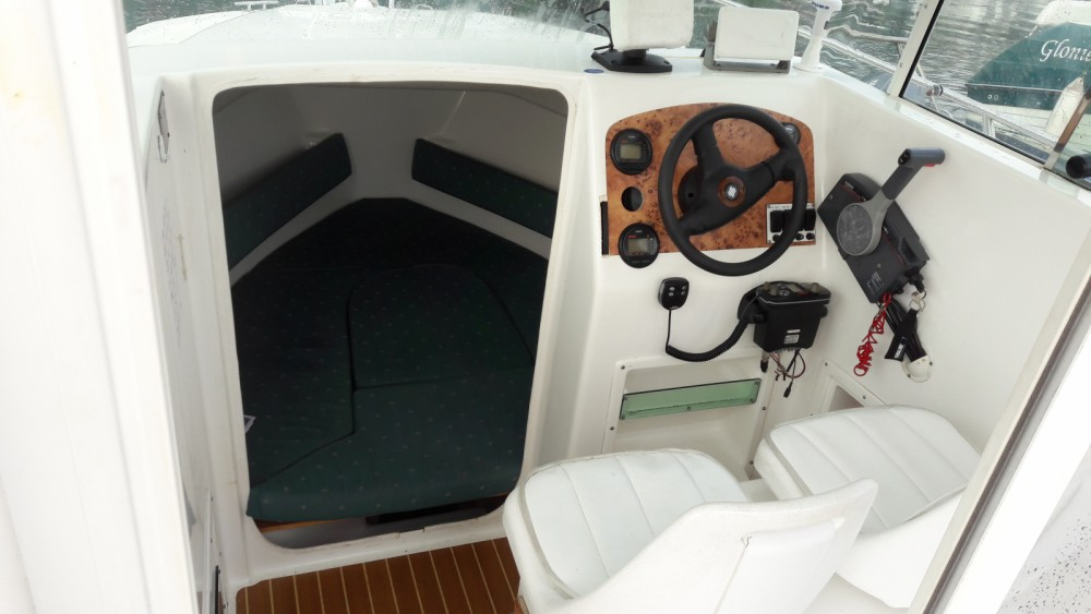 Mery Nautic Eyrac 600 between personal and professional Cobres