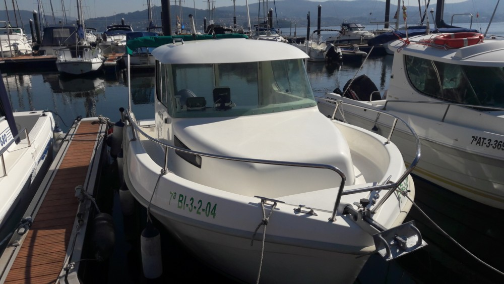 Boat rental Cobres cheap Eyrac 600