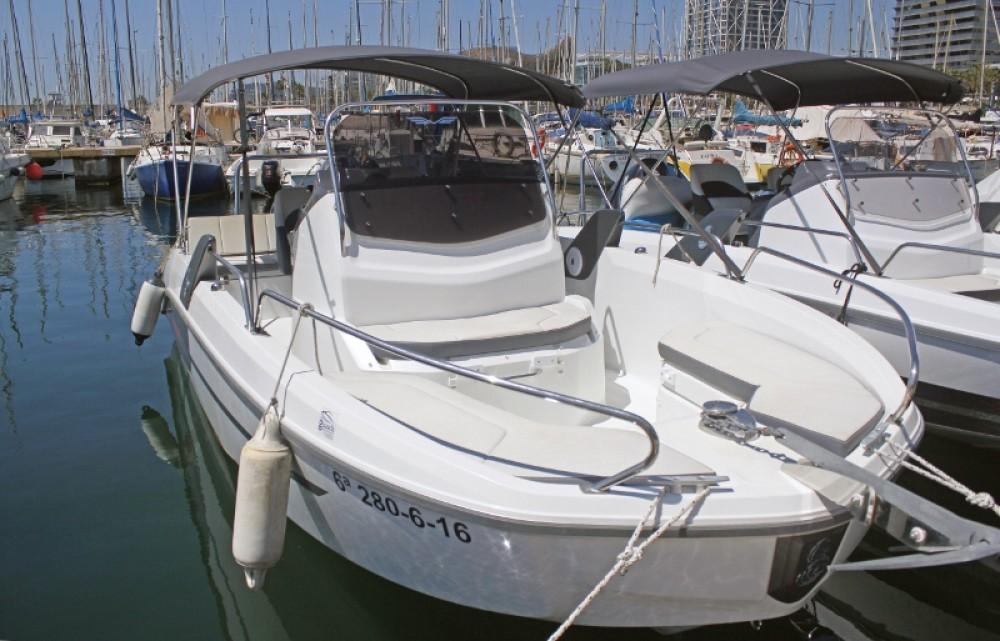 Rental yacht Barcelona - Bénéteau Flyer 6.6 SPACEdeck on SamBoat