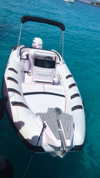 Boat rental Saint-Raphaël cheap S 650 Ds Family