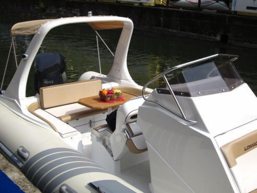 Boat rental Lomac Lomac 790 IN in Roses on Samboat