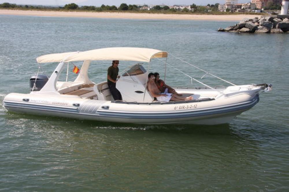 Boat rental Roses cheap Lomac 790 IN