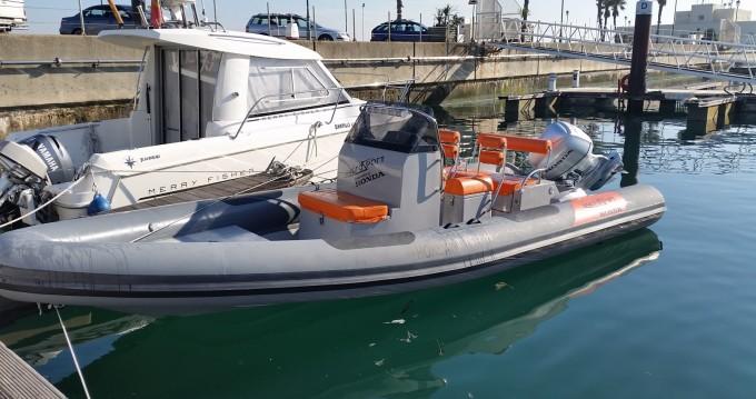Boat rental Oeiras cheap 646