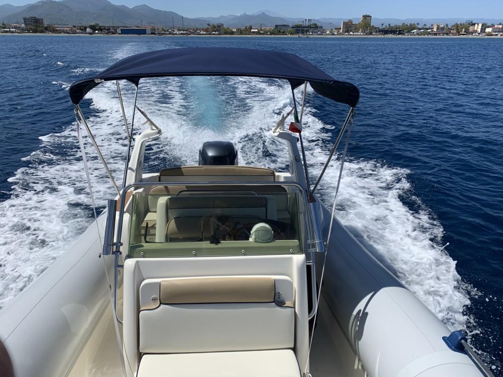 Boat rental Lipari cheap Marlin 23