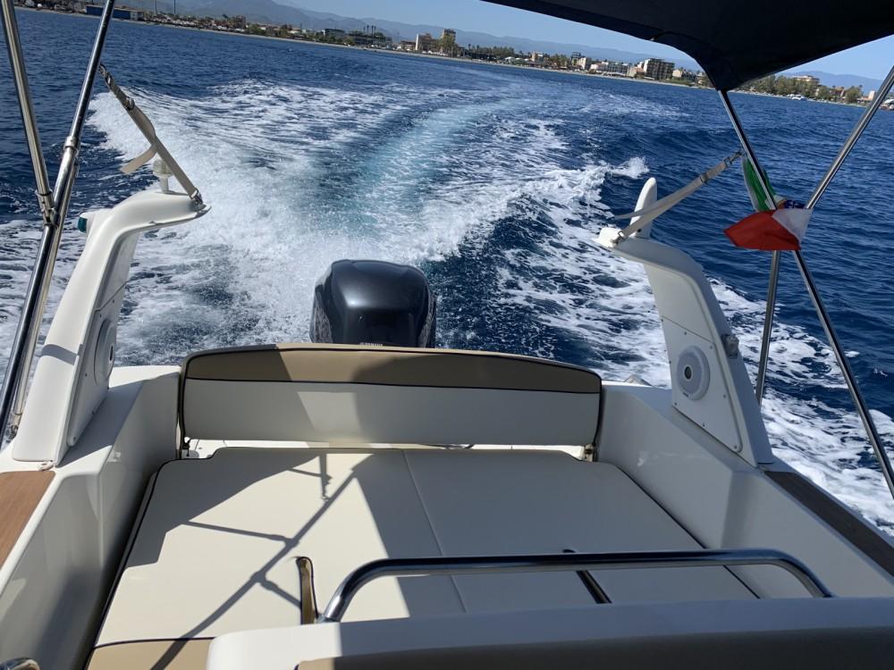 Rental RIB in Lipari - Marlin Boat Marlin 23