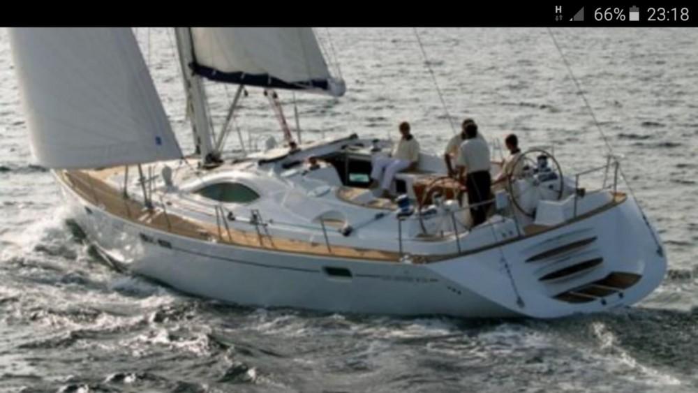 Boat rental Jeanneau Sun Odyssey 54 DS in Italy on Samboat