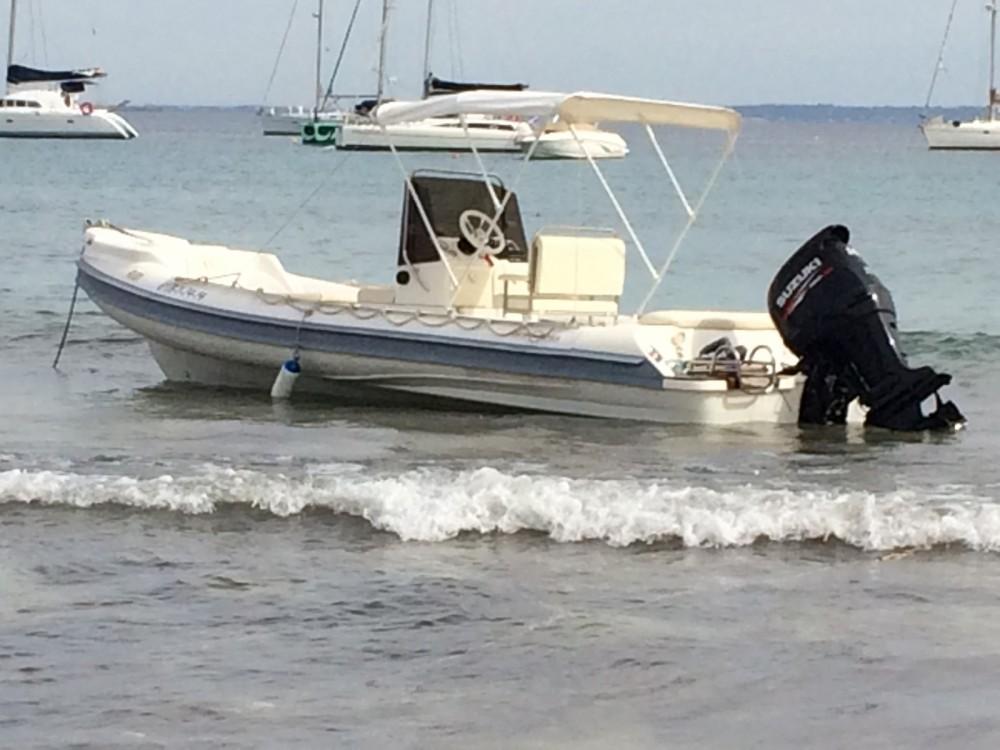 Rental yacht Ibiza - Gommonautica G65y on SamBoat