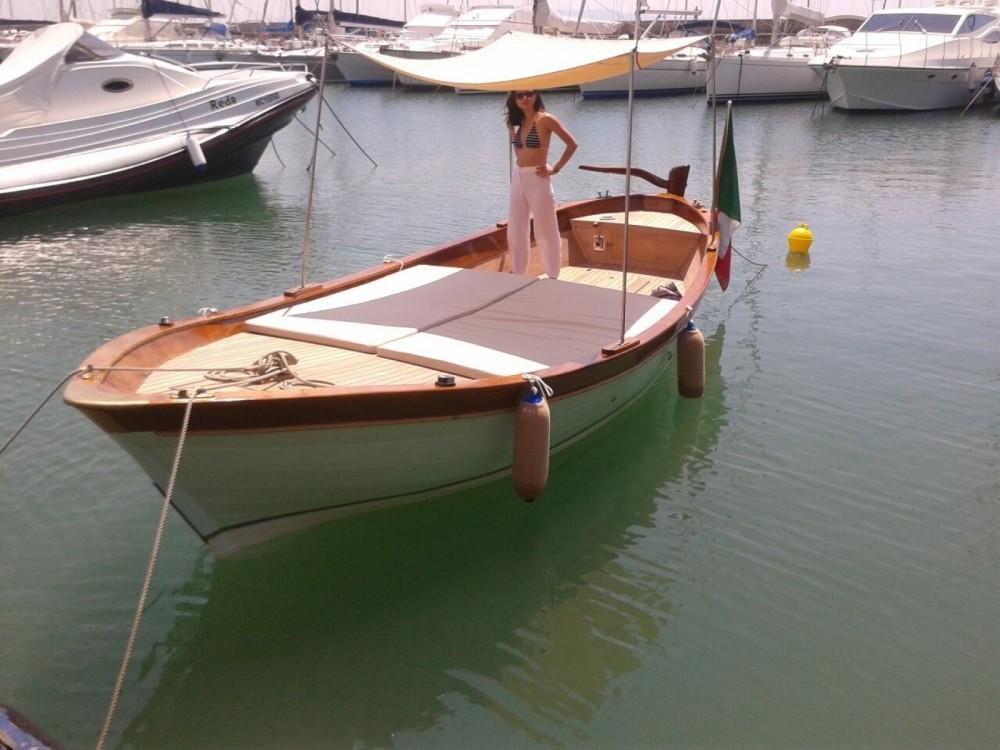 Boat rental Treporti cheap Gozzo