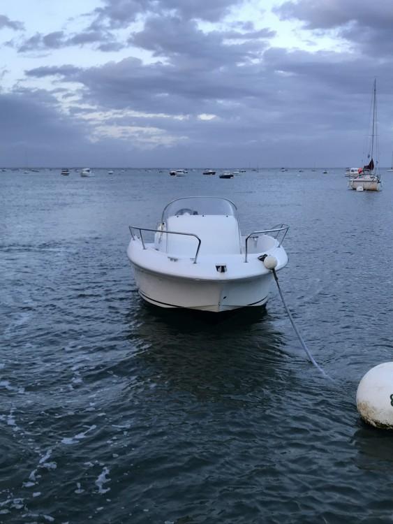 Boat rental  cheap Flyer 650 Open
