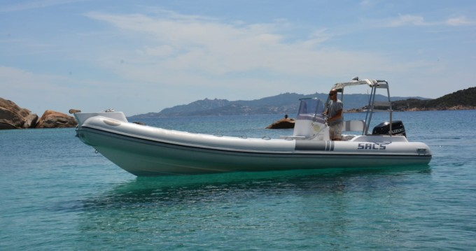 RIB for rent La Maddalena at the best price