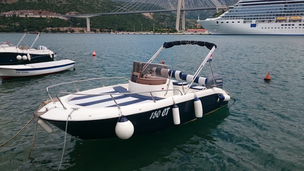 Hire Motorboat with or without skipper PRIMUS MARINE FISHER 20 Dubrovnik
