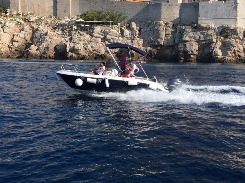 Rent a PRIMUS MARINE FISHER 20 FISHER 20 Dubrovnik
