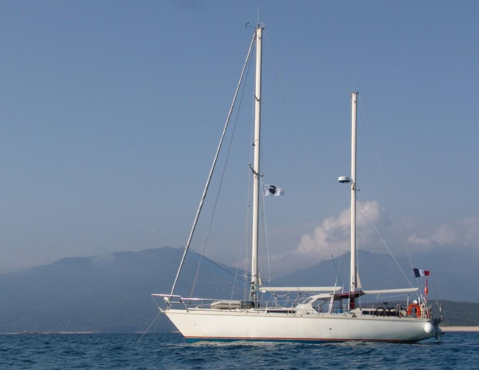 Rental yacht Propriano - Amel Maramu on SamBoat
