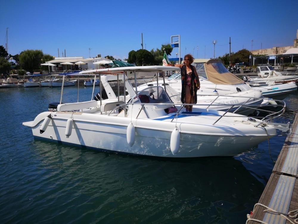 Boat rental Monte di Procida cheap Saver 720 WA