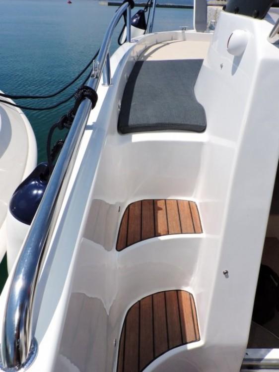 Boat rental Opatija cheap Saver 750 Cabin  WA
