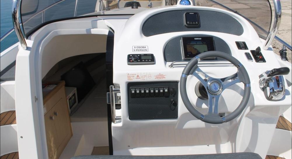 SAVER 750 WA Saver 750 Cabin  WA between personal and professional Opatija