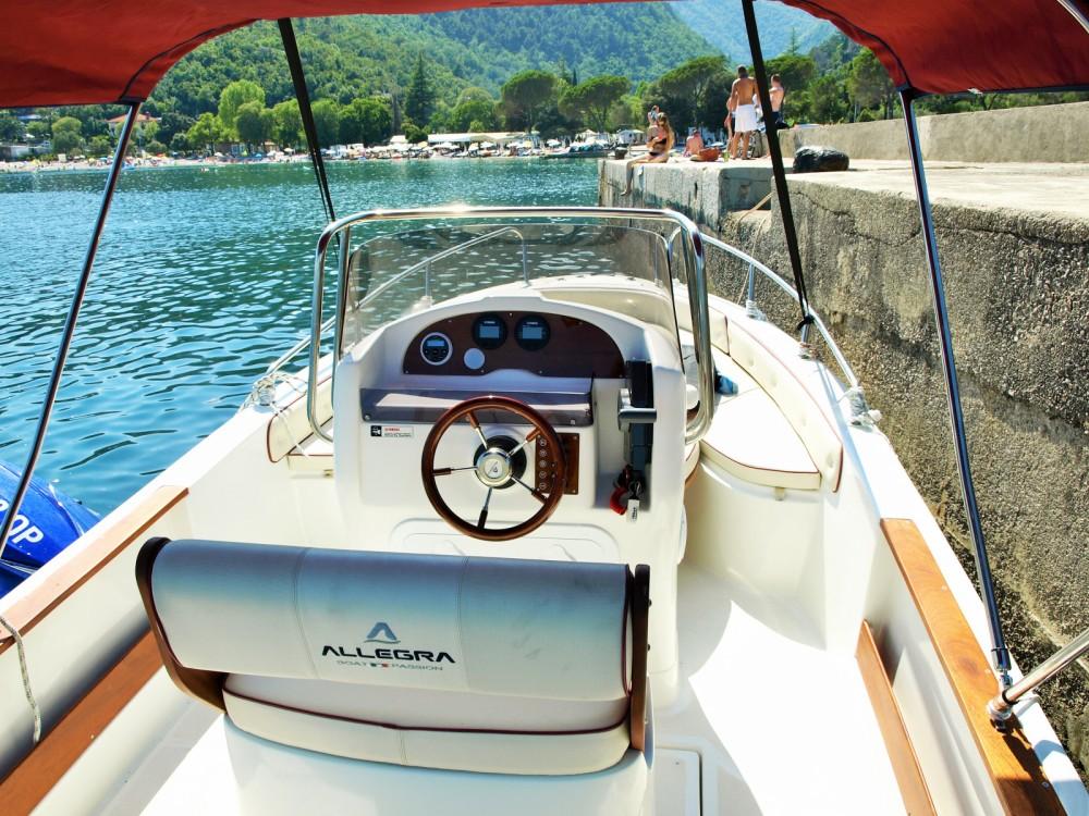 Rent a Allegra Boats ALL 590 Opatija