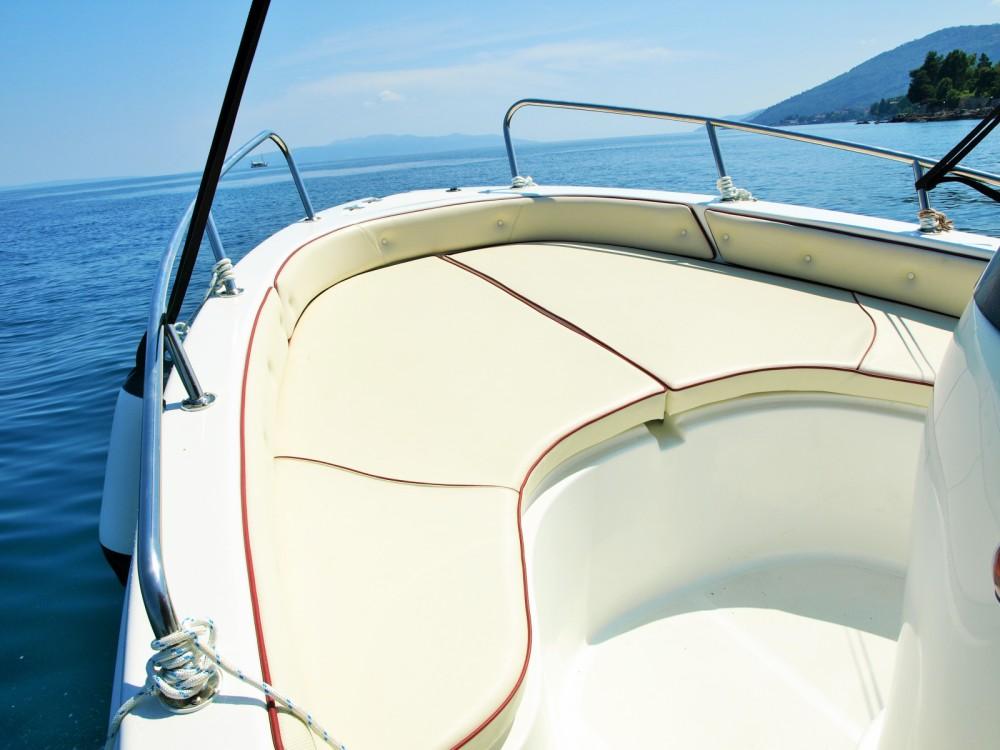 Rental Motorboat in Opatija - Allegra Boats ALL 590