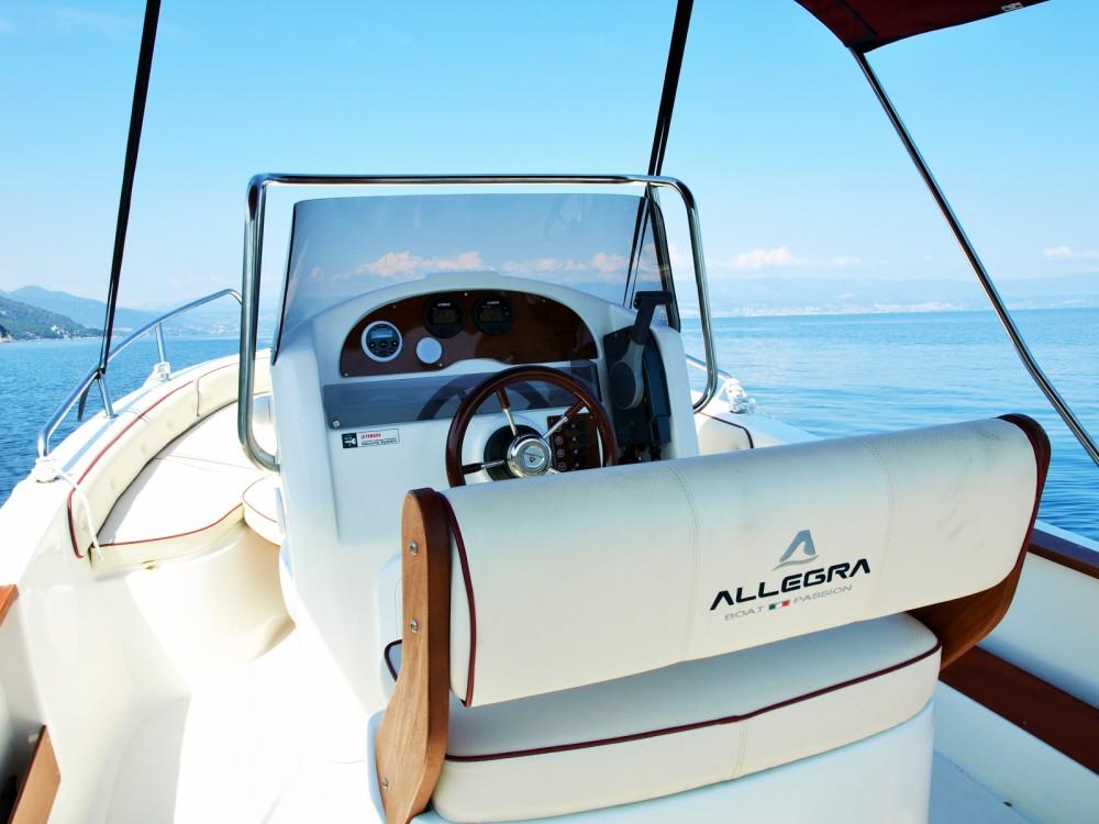 Rental yacht Opatija - Allegra Boats ALL 590 on SamBoat