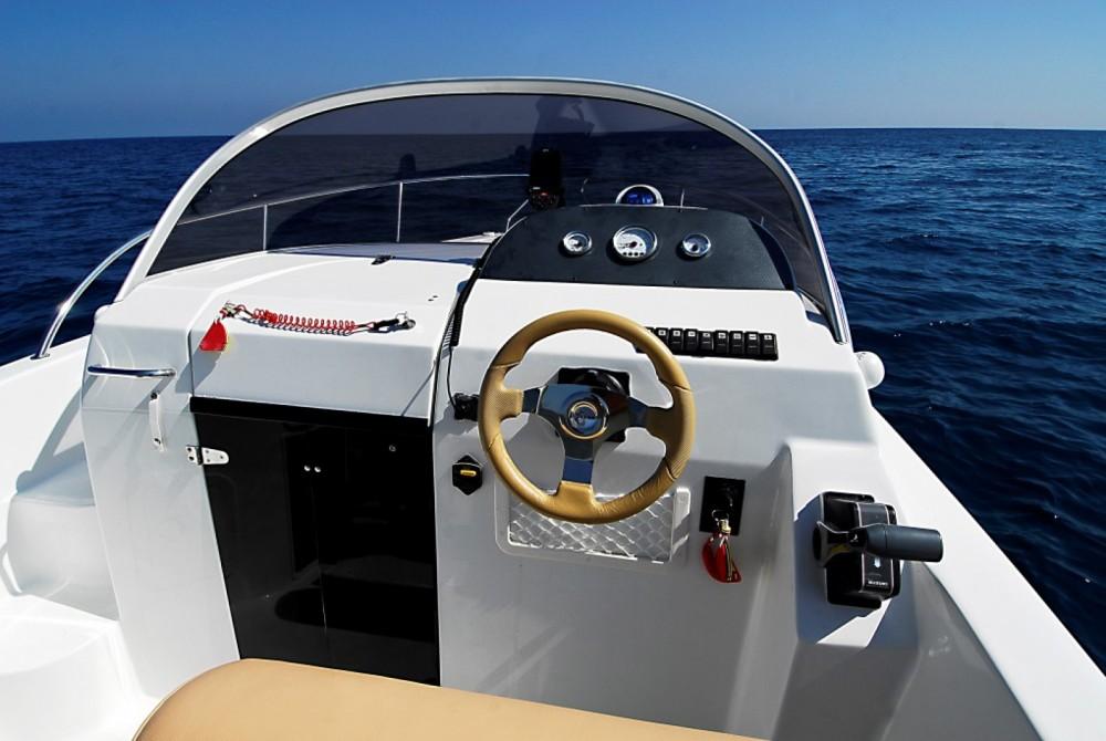 Rental yacht Andratx - SAVER 620 WA SAVER 620 WA on SamBoat