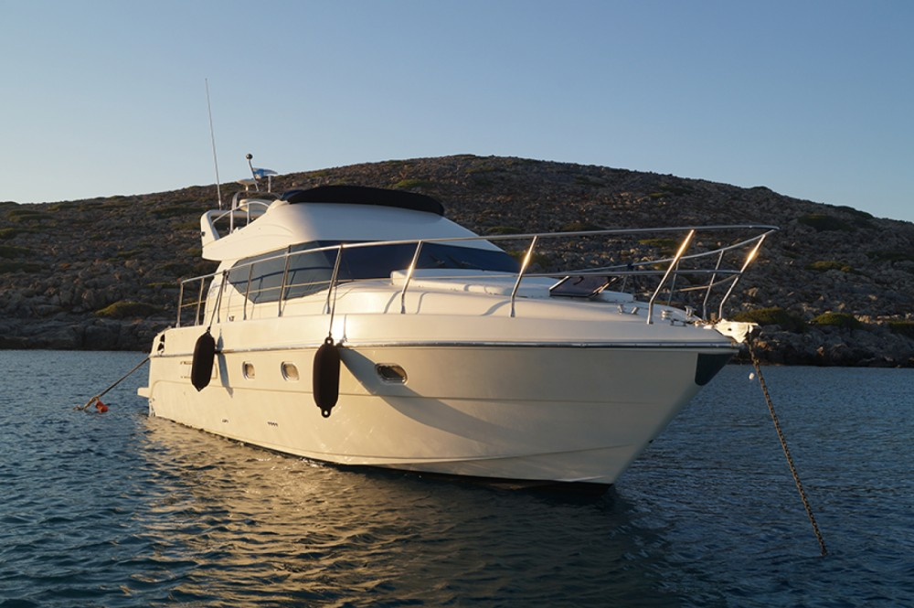 Rent a Azimut Azimut 44 Heraklion