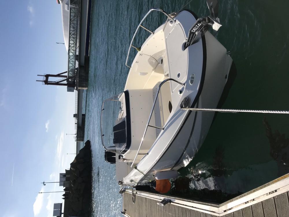 Rental Motor boat in Saint-Malo - Quicksilver Activ 755 Open